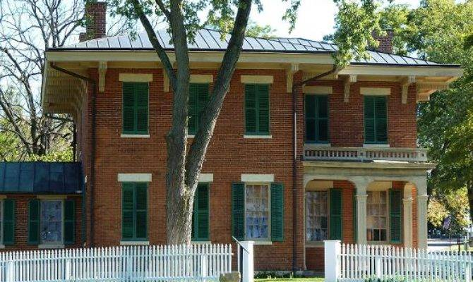 Victorian Italianate House Styles Design Plans