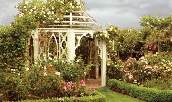 Victorian Modern Garden Design Wonderful