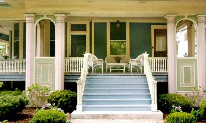 Victorian Outdoor Space Photos Hgtv