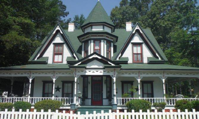 Victorian Queen Anne Maxton North Carolina