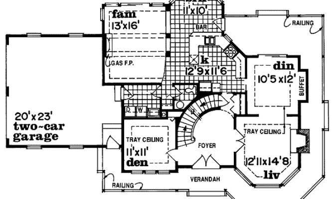 Victorian Style Floor Plans Thefloors