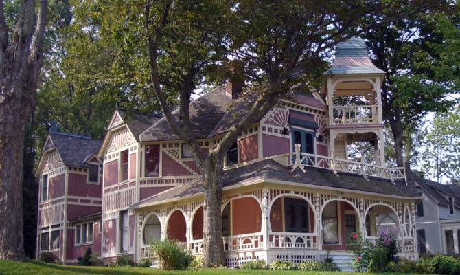Victorian Style Homes House Home