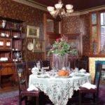 Victorian Style Livingroom Interior Design Ideas