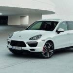 Video New Porsche Cayenne Turbo Track Action Autotribute
