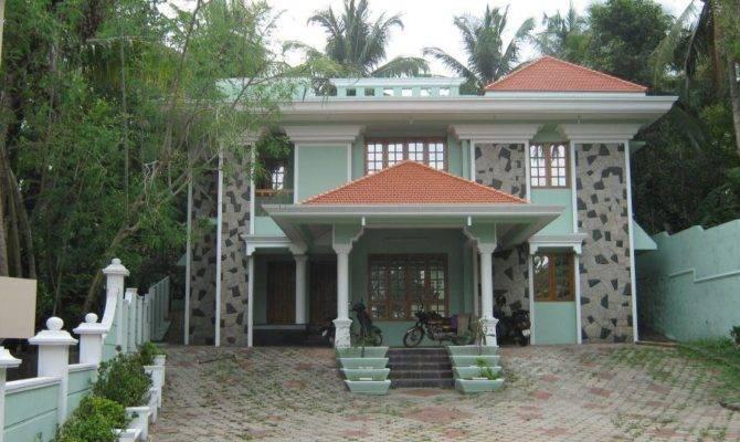Villa India International House Plans