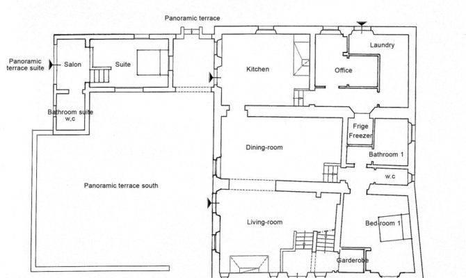 Villa Mima Floor Plan Please Enlarge