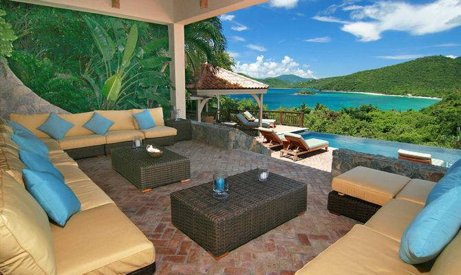 Villa Sunspot Ultra Luxury Peter Bay Suite