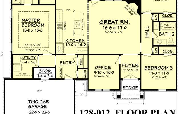 Village Homes Floor Plans Home Design Style