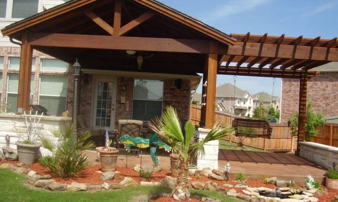 Village Van Buren Plans Covered Patio Cinco Ranch