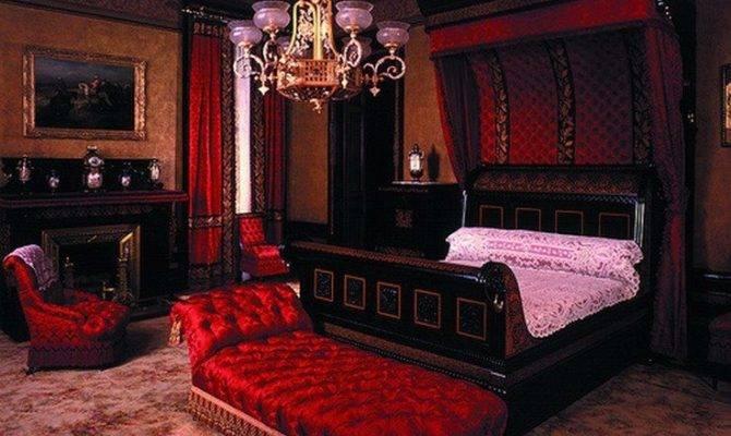 Vintage Bedrooms Master Victorian Ideas