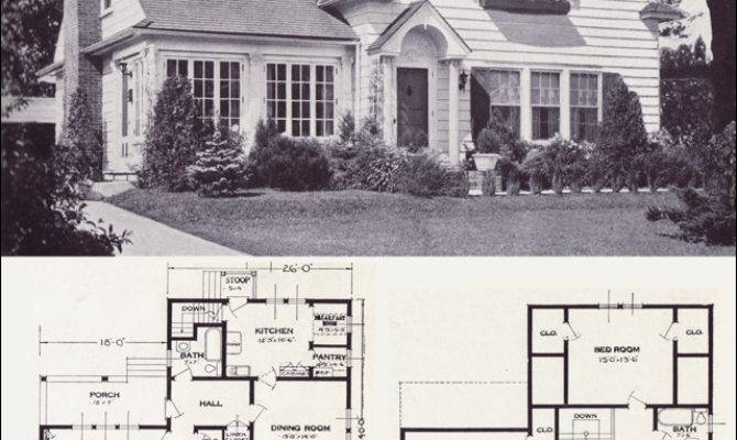 Vintage Home Plans Collingwood Standard