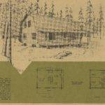 Vintage House Plans Log Homes Posted February