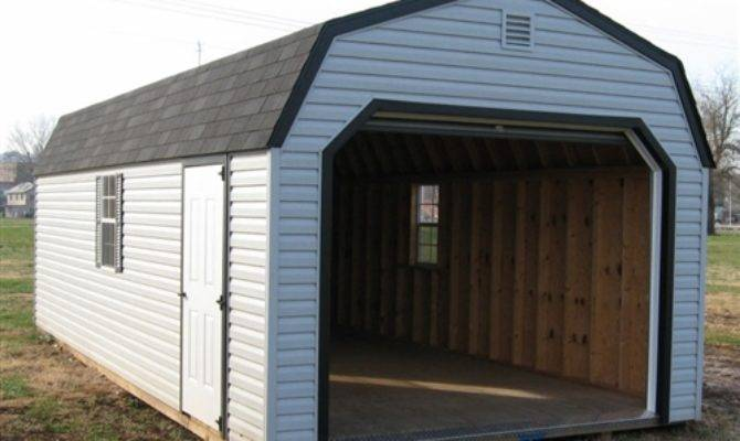 Vinyl Amish Built Car Garages Sale Virginia