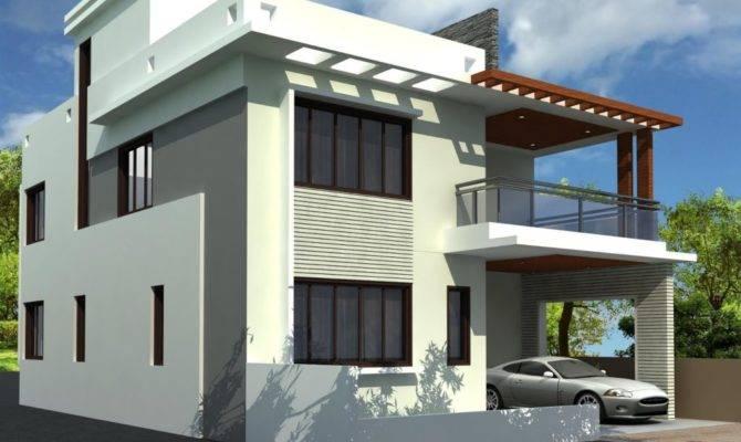 Virtual Exterior House Design Home Interior Designing