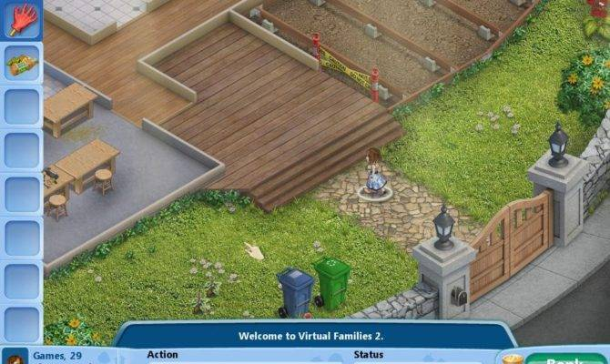 Virtual Families Our Dream House Soon Your Steps