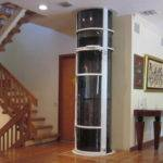 Vision Elevator Pneumatic Glass Small Home Elevators