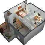 Visualizing Demonstrating Floor Plans Home Design