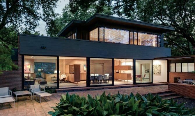 Voyeur Look Inside Best Modern Homes Dallas