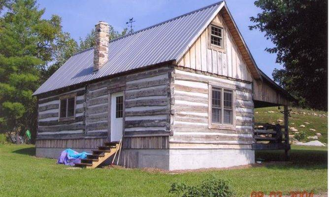 Wagner Construction Antique Hand Hewn Log Homes