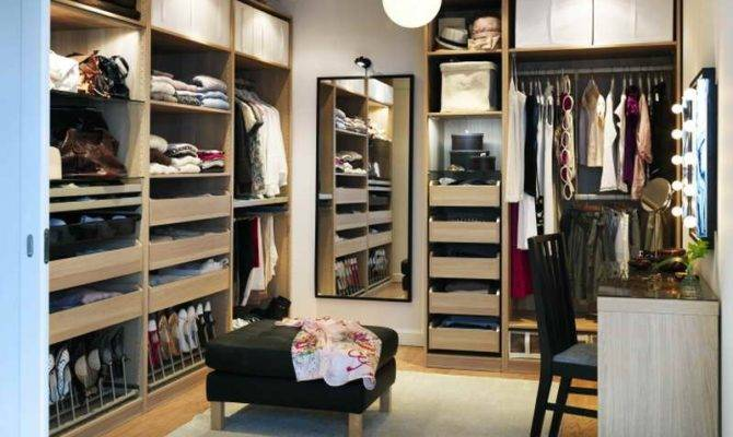Walk Closet Ikea Ideas Amp Designs