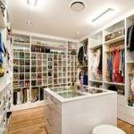 Walk Closet Stylishly Write