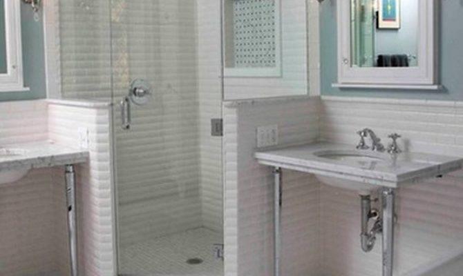 Walk Shower Design Ideas Can Put Your Bathroom