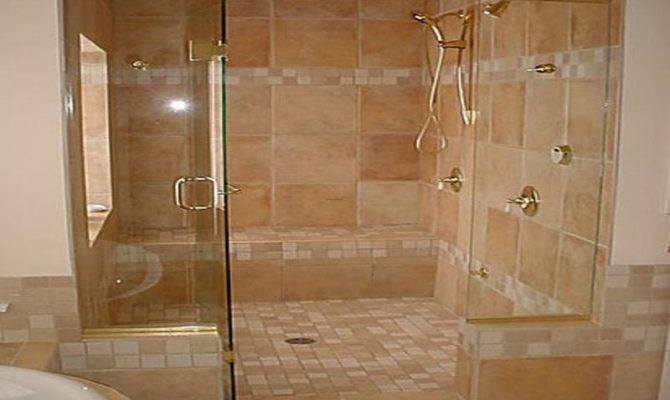 Walk Shower Design Ideas Kitchentoday