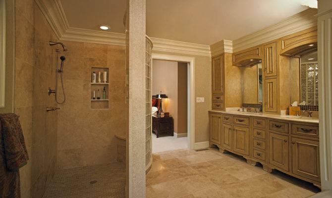 Walk Shower Design Ideas Photos Descriptions