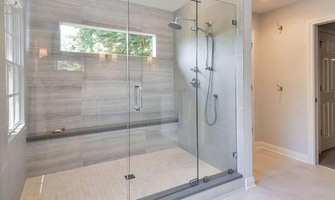 Walk Shower Tile Ideas Inspire Home