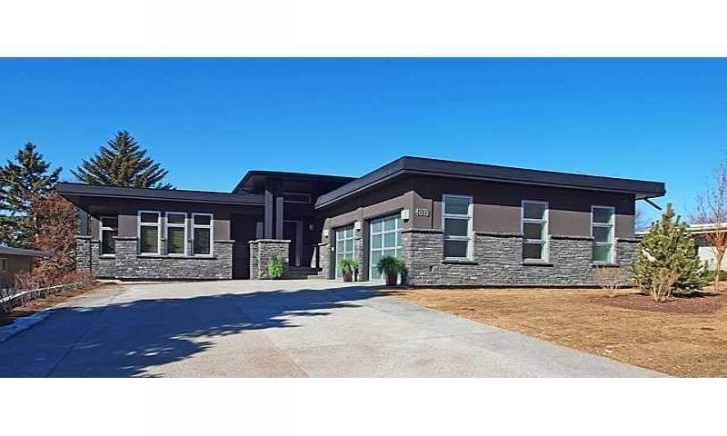 Walkout  Basement  House  Plans  Bungalow  Built House  Plans