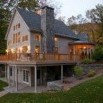 Walkout Basement House Plans Traditional