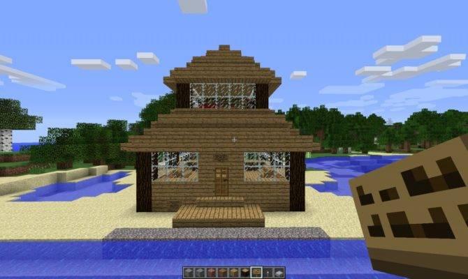 Wanna Build Nice Looking House Look Further Minecraft Blog