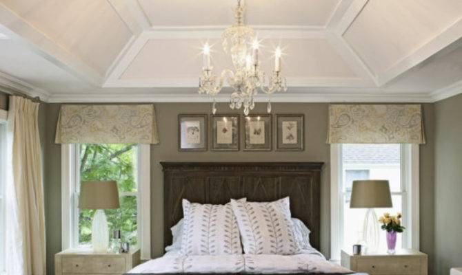 Want Raised Tray Ceiling Master Bedroom