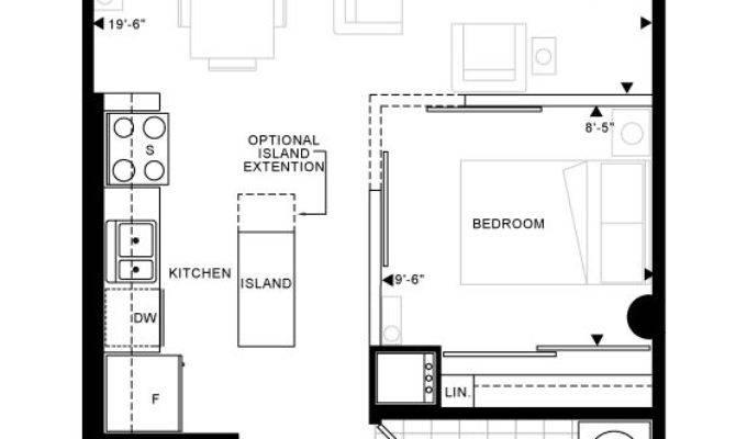 Warehouse Loft Plans Floor Phase