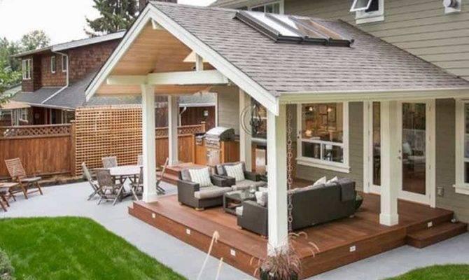 Warm Cozy Rustic Outdoor Ideas Decorate Your