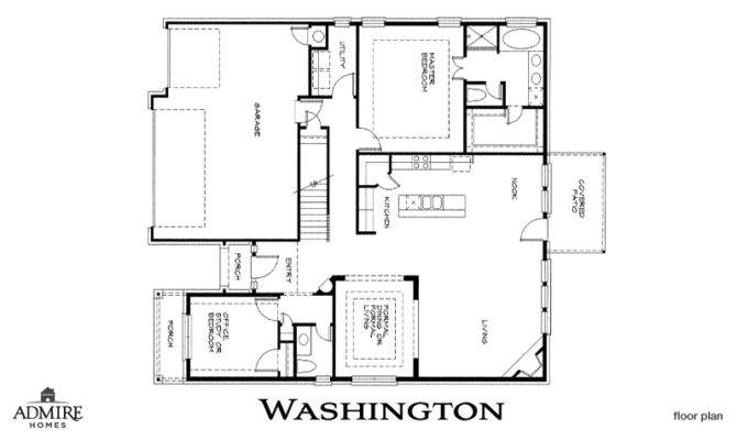 Washington Admire Custom Homes