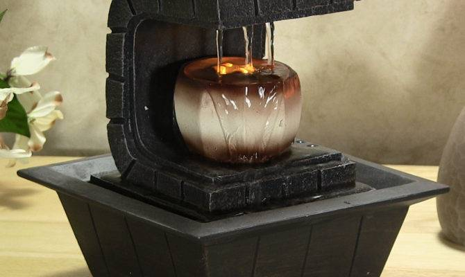 Water Feature Supply Indoor Fountains Custom