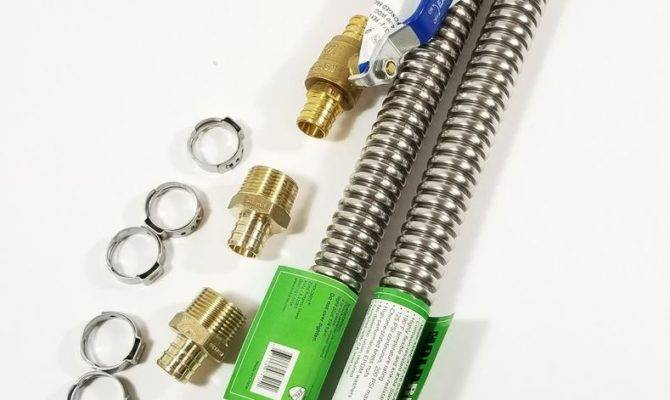 Water Heater Connectors Pex Brass Adapters