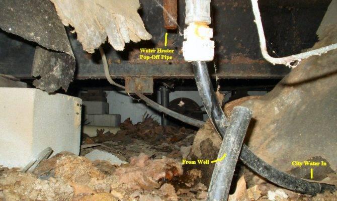 Water Heater Plumbing Closet Bestofhouse