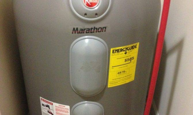 Water Heater Tanks Creative Year Hot Tank