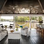 Waterfront Dream Beach Style Deck Raleigh