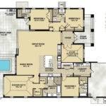 Waterfront Home Floor Plan