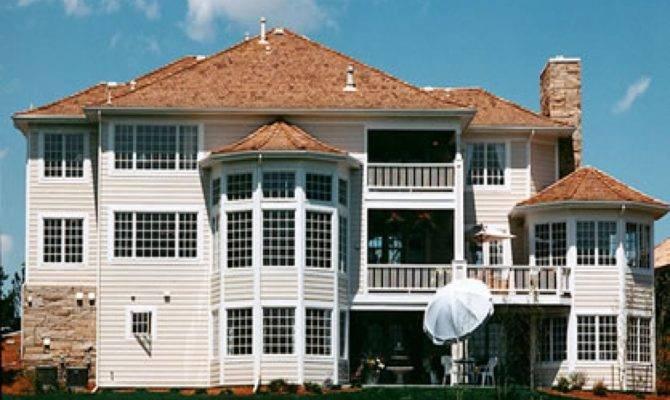 Waterfront House Plans Luxury Lake