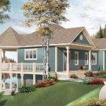 Waterfront House Plans Plan Wrap