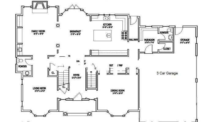 Way Live Has Changed Floor Plans Blueprints Our Lives