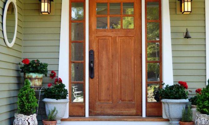 Ways Decorate Your Front Porch Entryway Diy