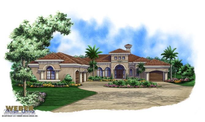 Weberdesigngroup Plans Verona Lago House Plan