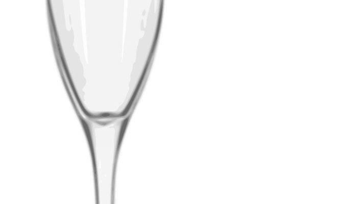 Wedding Bridal Party Vinyl Wine Glass Decal Sticker Name