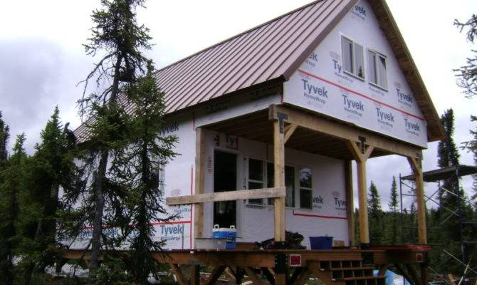 Weekend Warrian Cabin Plans Any Opinions Homesteading Questions