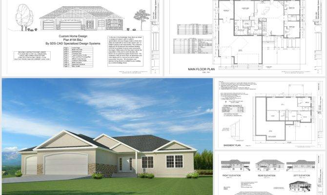 Weeks House Plan Bdm